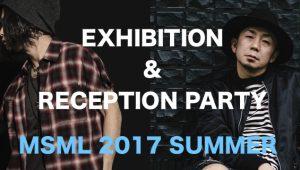 CRIMIEカプセルコレクション MSML 2017 SUMMER STARTS