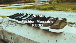 PRESS Fashion Magazine RUDO