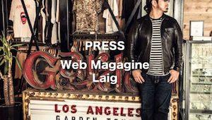 PRESS WEB MAGAZINE Laig