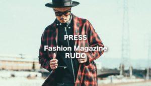 PRESS Fashion Magazine RUDO