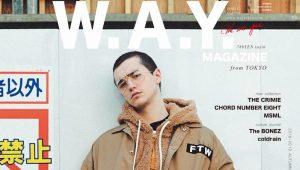 PRESS Fashion Magazine W.A.Y.