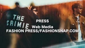 PRESS Web Media FASHION PRESS/FASHIONSNAP.COM